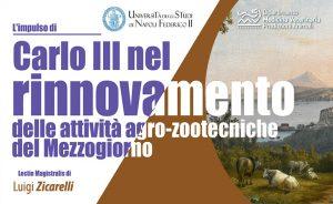 L'impulso di Carlo III nel rinnovamento delle attività agro-zootecniche