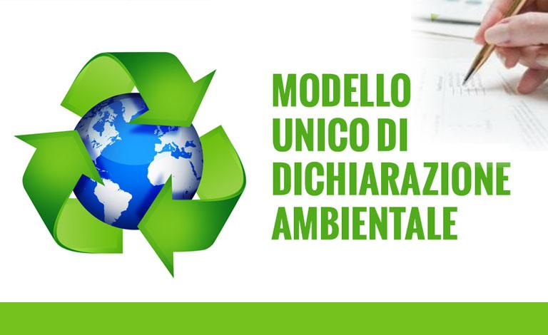 MUD – Modello Unico Dichiarazione ambientale