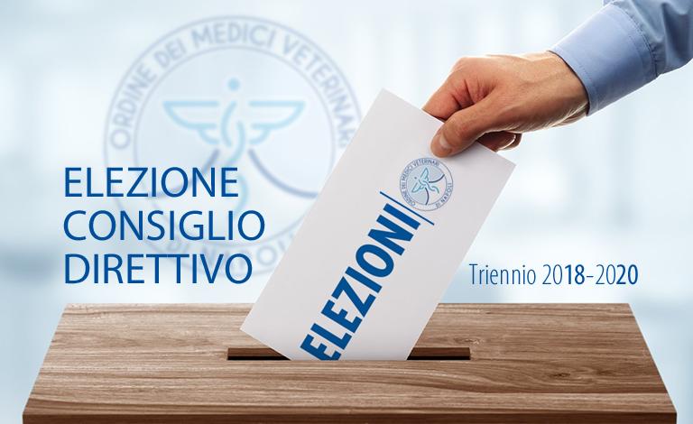 ELEZIONI per il rinnovo delle Cariche Ordinistiche (Triennio 2018-2020)