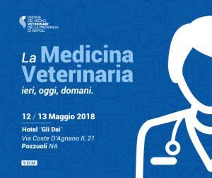 """La Medicina Veterinaria: ieri, oggi e domani"""""""