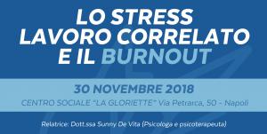 Corso ECM – Stress lavoro correlato