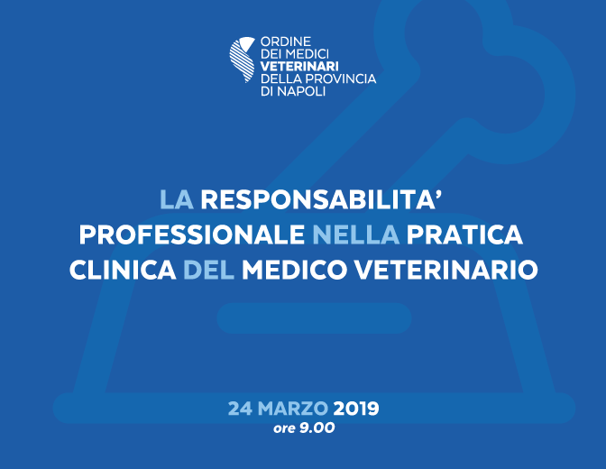 La responsabilità professionalenella pratica clinica del Medico Veterinario