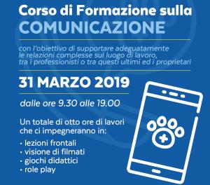Corso di Formazione sulla COMUNICAZIONE