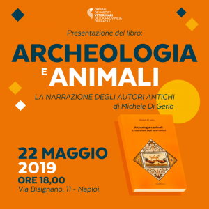 """Evento di presentazione del libro """"Archeologia e Animali"""""""