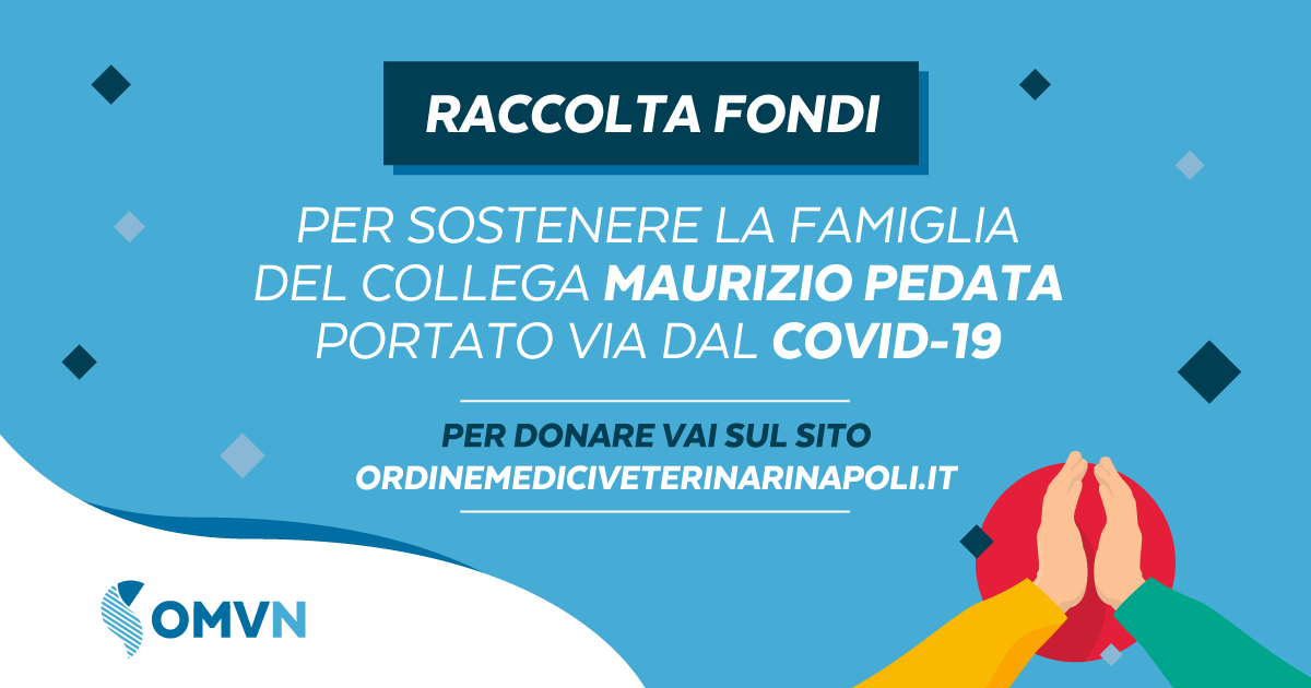 Raccolta Fondi per la scomparsa del dott.Maurizio Pedata